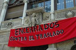 """La Escuela de Artes se resiste a ser """"rehabilitada"""" como el Fleta"""