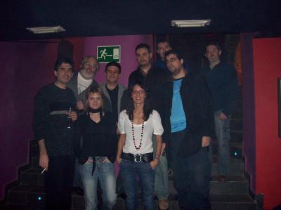 Cronica del Cadius de Zaragoza de enero de 2007