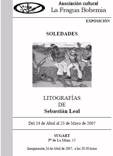 Exposición de litografías Cubanas