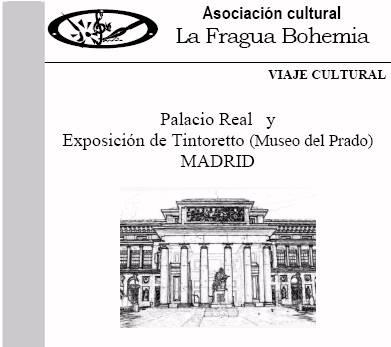 Viaje exposición Tintoretto en Madrid