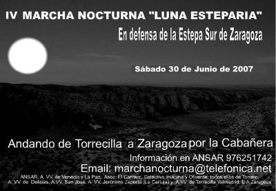 IV MARCHA NOCTURNA