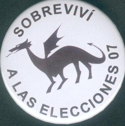 Sobreviví a las elecciones 2007