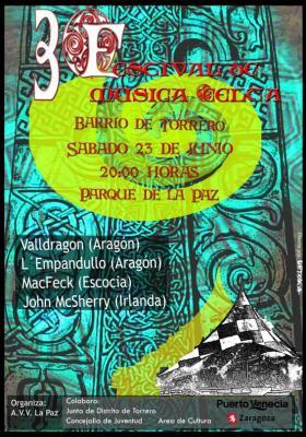 Música Celta en Torrero