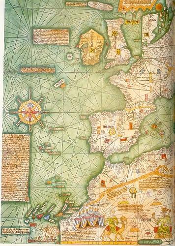 Mapamundi de 1375