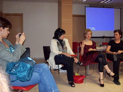 Coloquio abierto en las VII Jornadas Aragón en Internet