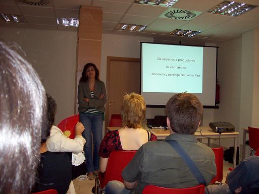 Mariela Gomez y los Blog como herramienta didactica