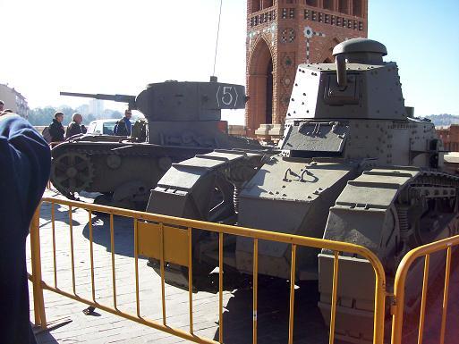 Aniversario 70 años de Guerra Civil en Teruel
