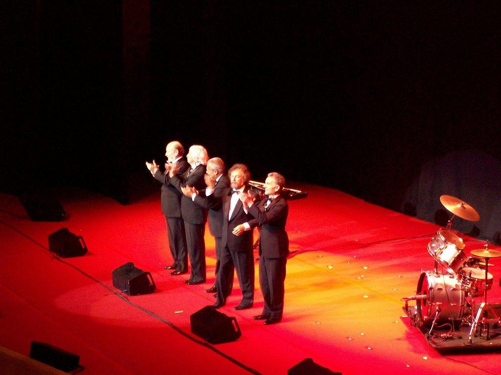 Les Luthiers en el Auditorio de Zaragoza