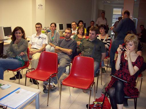 Locales de Hispalinux en Zaragoza donde se celebraron las VII jornadas Aragón en internet