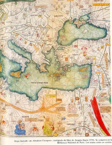 Mapamundi 1375