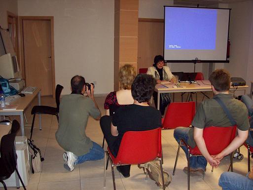 Angela Ibañez nos cuenta sus vivencias blogeras en las VII Jornadas Aragón en Internet