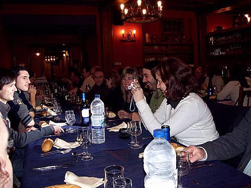 Laboratorio Usabilidad restaurante la Campana de Huesca