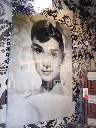 Audrey Hepburn en Hierros Alfonso