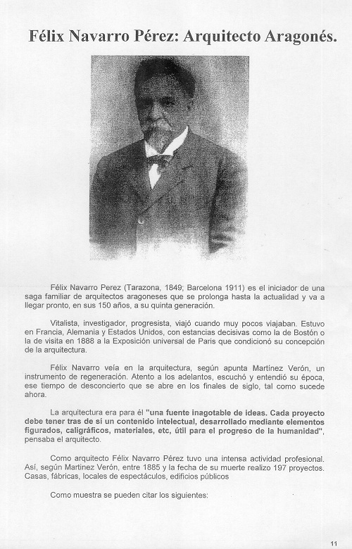 Plagio en la Escuela de Artes de Zaragoza